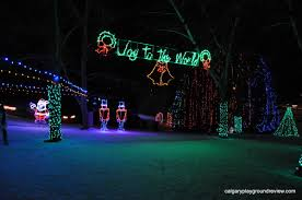 Cheap Christmas Decorations In Calgary by Christmas Light Displays In Calgary Calgaryplaygroundreview Com