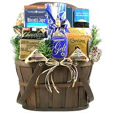 hanukkah gift baskets celebration of hanukkah gift basket large