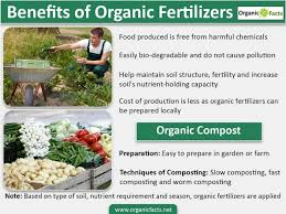organic fertilizers benefits u0026 how to apply organic facts