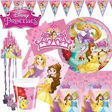 Disney Princess Party Decorations Disney Princess Party Party Supplies Ebay
