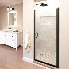 Frame Shower Door Black Framed Shower Doors Filterstock
