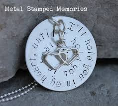 pregnancy loss jewelry miscarriage infant loss necklaces metal sted memories