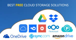 10 Best Free Cloud Storage Services in 2018  Whizlabs Blog