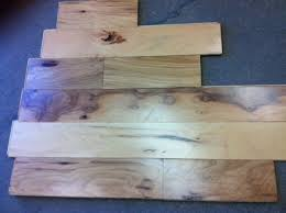 engineered pre finished hickory flooring hardwood click lock