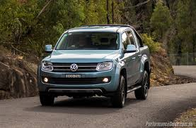 volkswagen pickup 2016 2016 volkswagen amarok atacama tdi420 review video
