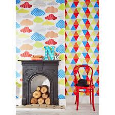 marshmallow brights wallpaper graham u0026 brown