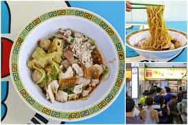 michelin si e social hill hwa pork noodles singapore s favourite bak chor