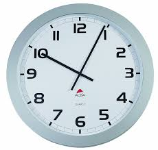 Wall Watch by Alba Giant Wall Clock Quartz Legible From 30m Distance Diameter
