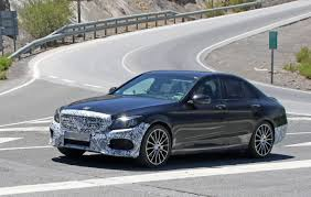 mercedes c class 2018 mercedes c class to get updates inside and out autoguide