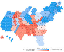 Election Map Interactive Election Flowingdata