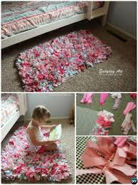 How To Rag Rug 20 No Crochet Diy Rug Ideas Projects Instructions