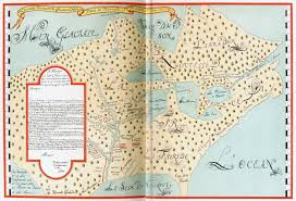 Great Chicago Fire Map by Chicago Name Origin