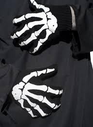 halloween skeleton gloves free stock photo 2983 halloween hands freeimageslive