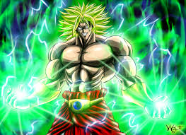 wallpaper broly ssj wallpapers