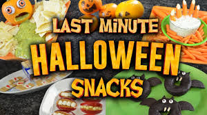 10 juicy snack hacks for halloween youtube