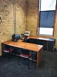 Executive Office Desks Business Grain Designs