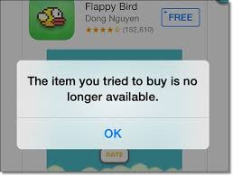 flappy bird apk flappy bird v1 2 ipa for iphone direct links
