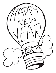 balloon coloring pages air balloon coloring pages download free air balloon