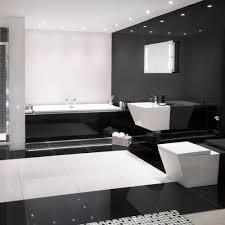 absolute black polished porcelain wall floor tile