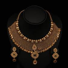 indian gold jewellery necklace designs with price runuplabs