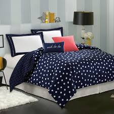Polka Dot Comforter Queen Best 25 Navy Blue Comforter Sets Ideas On Pinterest Navy Blue