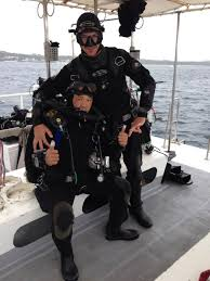 rebreather diving in taiwan technical diving courses