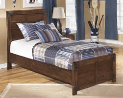 twin bed frame with drawers and headboard delburne twin bed b362 63 83 beds jenner u0027s home furnishings