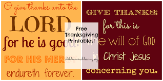happy thanksgiving blessing free thanksgiving printables children are a blessing
