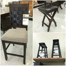 Bar Stools At Big Lots Budget And Family Friendly Kitchen Makeover Forks And Folly