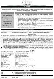 Job Developer Resume Sample by Luxury Idea Java Developer Resume Sample 1 Java Developer Resume