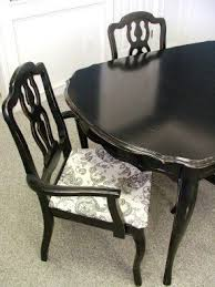 black metal kitchen chairs foter