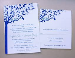 Royal Blue And Silver Wedding Royal Blue U0026 Silver Love Birds In A Tree Metallic Wedding