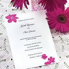 wedding invitation sample ipunya