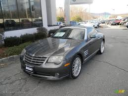 2005 graphite metallic chrysler crossfire srt 6 coupe 76873895