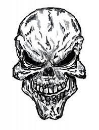 evil skull tattoo designs free download clip art free clip art
