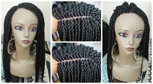 hair braid for a closure how to twist like a pro youtube