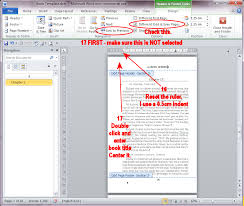 imho odd page on the right creating a book in word 2010