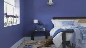 couleur reposante pour une chambre bleu une couleur de chambre adulte idéale pour bien dormir