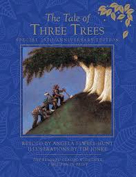 the tale of three trees celebrates with 25th anniversary edition