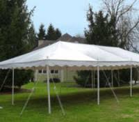 white tent rental lombard tent rental