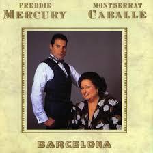 freddie mercury u0026 montserrat caballe barcelona music freddie