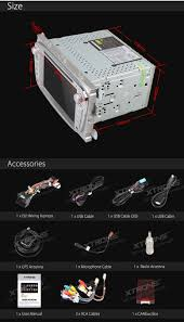 xtrons pf75fsfa s car dvd player radio stereo gps 1080p ford
