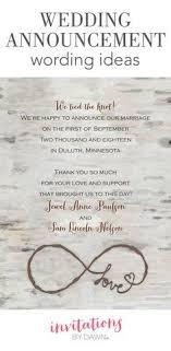 wedding announcements wording wedding invitation wording sles 21st bridal world wedding