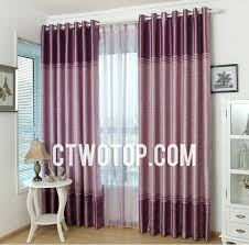 Plum Blackout Curtains Plum Leaf Shabby Chic Overstock Blackout Curtains