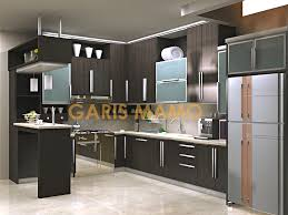furniture kitchen set garis mamo jasa desain interior kitchen set rumah tinggal
