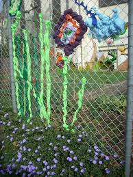 Fence Decorations Chain Link Fence Decor References