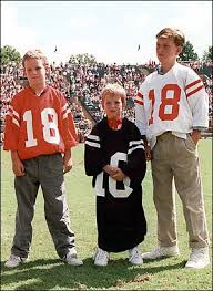 a moment of greatness with the mannings