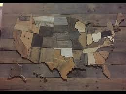 themapstore wooden united states wood map etsy interstate
