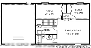 Basement Floor Plans House Plans Bluprints Home Plans Garage Plans And Vacation Homes