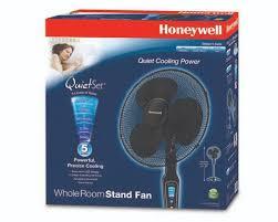 Best Pedestal Fan For Bedroom Honeywell Quietset 16